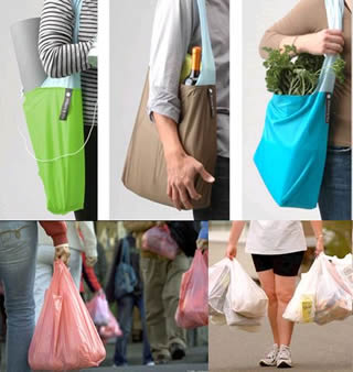 An alternative to single use plastic bags in europe for Best out of waste environment