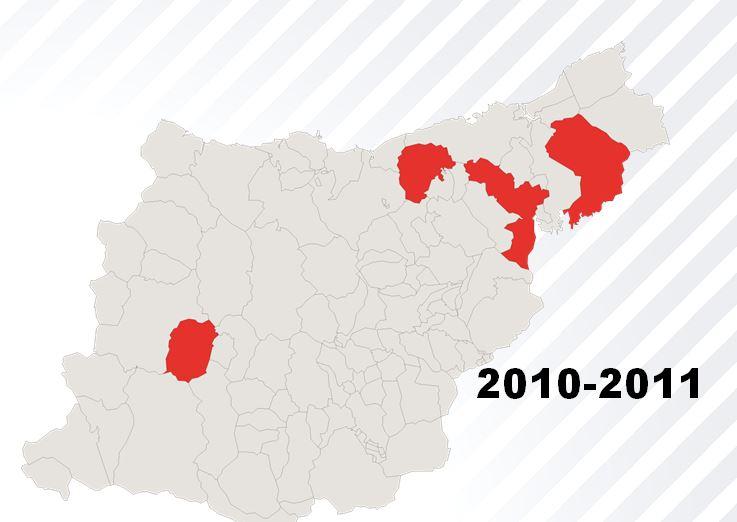 municipalities Gipuzkoa2