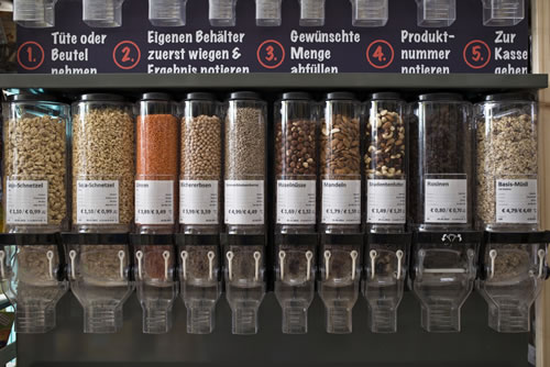 Packaging-free shopping on the rise in Europe - Zero Waste