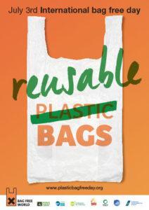 Plastic Bag Free Day 2015