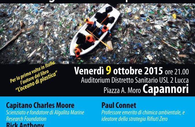 Poster for Cappanori 'Zero Waste Dream Team' event