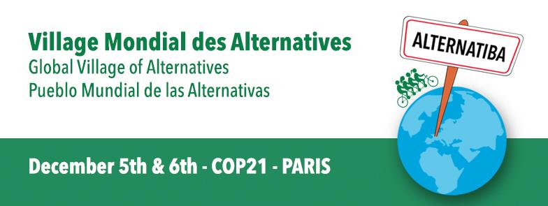 Alternatiba Village of Alternatives