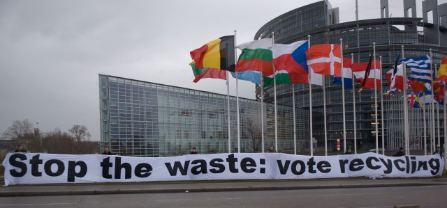 Action of February 13 2007. Source: Friends of the Earth Europe Action of February 13 2007. Source: Friends of the Earth Europe