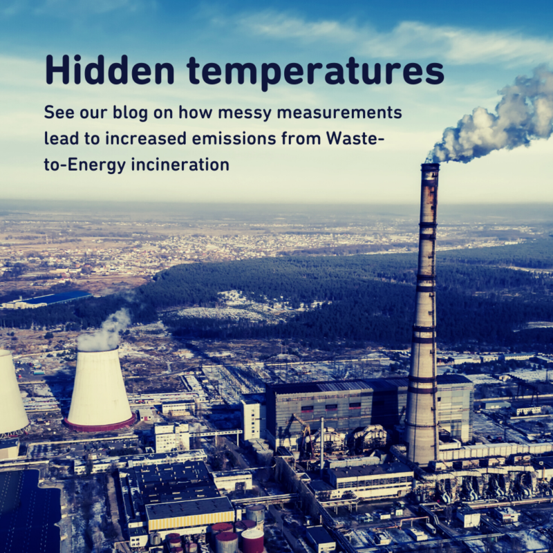 Hidden temperatures: messy measurements lead to increased emissions from Waste-to-Energy incineration