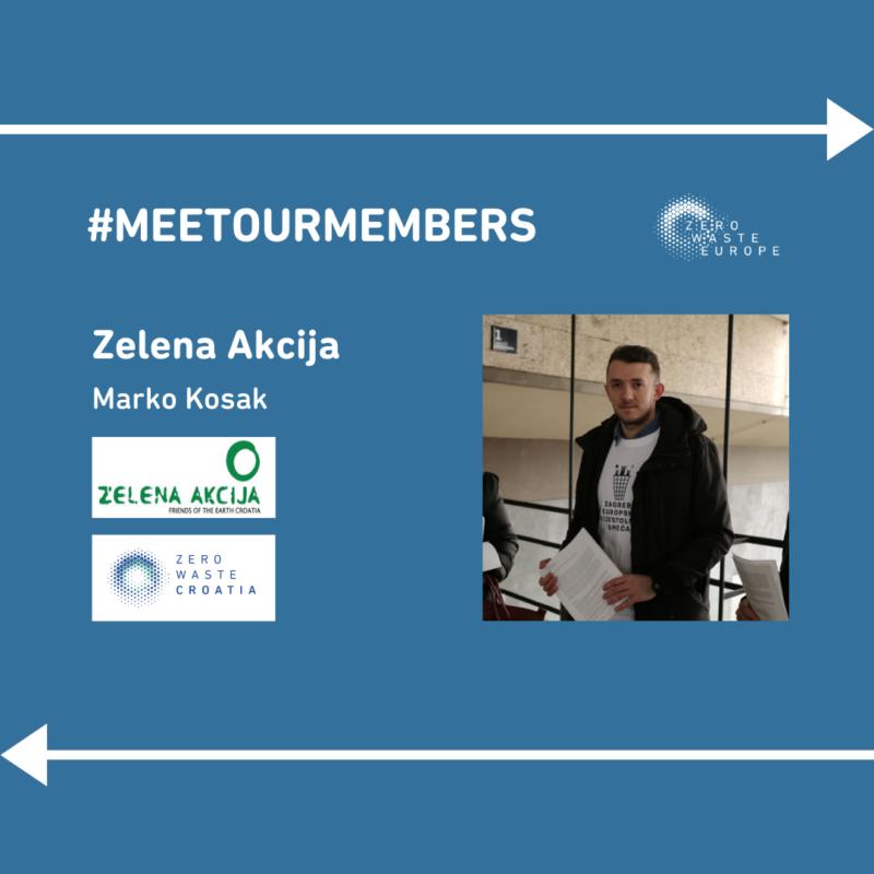 Meet our members –  Zelena Akcija (Green Action) / Zero Waste Croatia