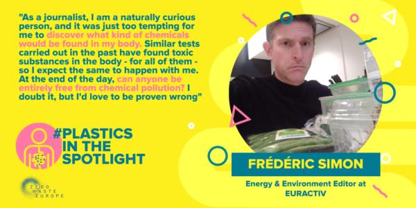Facebook Plastics in Spotlight - Frederic