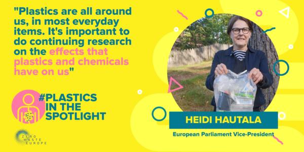 Facebook Plastics in Spotlight - Heidi