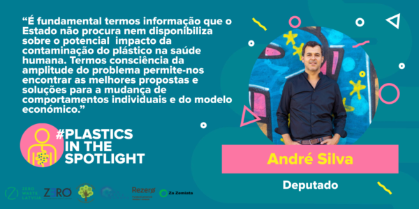 Plastics in the Spotlight Portugal - André Silva