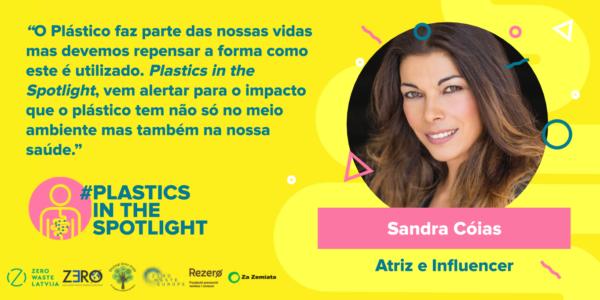 Plastics in the Spotlight Portugal - Sandra Cóias