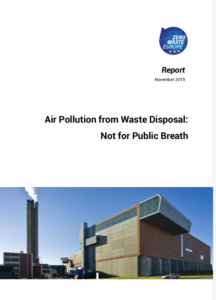 Cover of Air Pollution Report